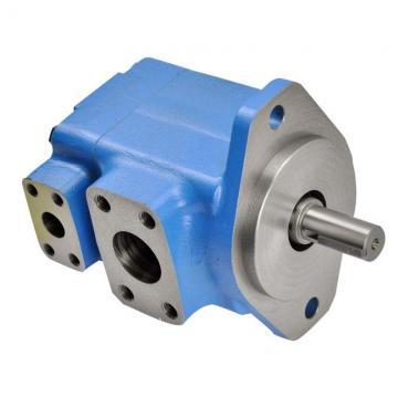 China Excavator Hydraulic Vane Pump , V VQ Eaton Vickers Double Vane Pump 2520V 2520VQ 3525V 3525VQ 3520V 3520VQ