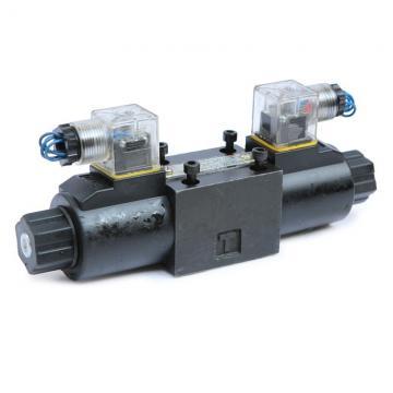 DSG-01 DSG-02 DSG-03 Series Solenoid Operated Directional Valves
