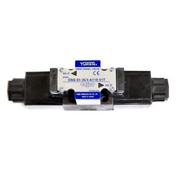Yuken DSG-03-D24 Solenoid Operated Directional Valves
